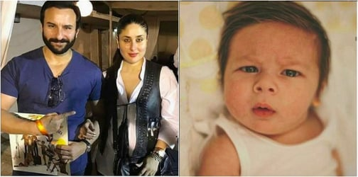 Saif Ali Khan reveals the reason why he might CHANGE Taimur's name in the future!