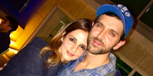Is Hrithik reuniting with wife Sussanne two years after their divorce?