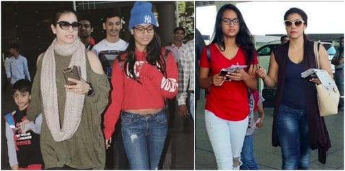 Kajol's Instagram conversation with teen daughter Nysa is too FUNNY to miss!