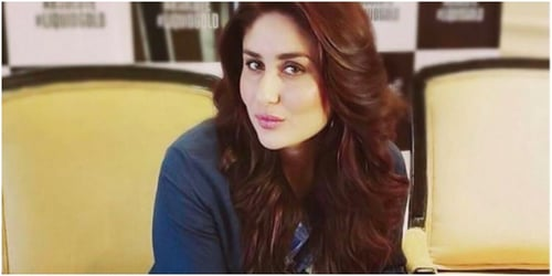 New mum Kareena Kapoor Khan is back in action and reveals how Saif is a hands-on father
