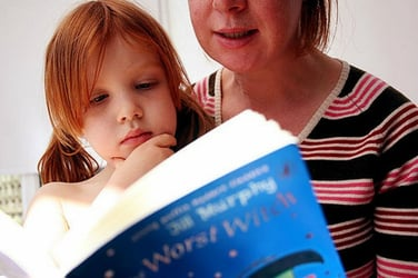How I helped my 3-year-old build a strong vocabulary