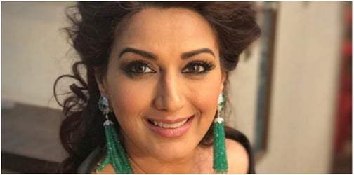 Here's the real reason why concerned mum Sonali Bendre joined social media!
