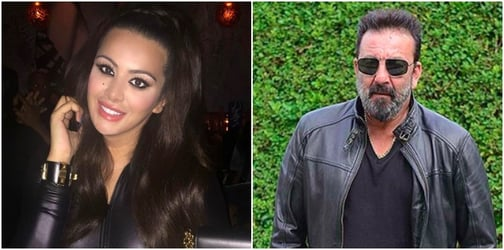 Angry dad Sanjay Dutt wanted to break his daughter Trishala's legs because...