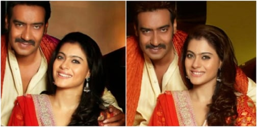 Here's why Ajay Devgn never thought of marrying Kajol when he first met her!