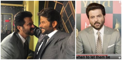 I am not a celebrity at home, neither are my kids: Anil Kapoor