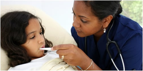 Beware! The rash on your child's body could indicate THIS deadly fever