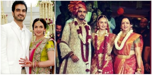 Congratulations! Esha Deol and Bharat Takhtani expecting their first child this December!