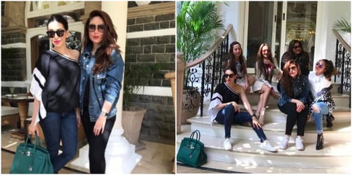 Kareena Kapoor Khan hanging out with her friends proves that all new mums need support!