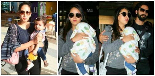Do you also carry your baby on the left side like Mira Rajput? This is the REASON why