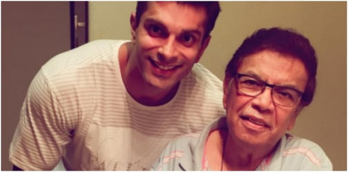 Karan Singh Grover has become an 'ideal husband' thanks to his father-in-law!