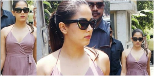 Mira Rajput knows how to handle the police and she recently proved it!