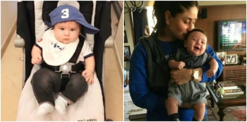 A vacation with Taimur and his close friends is already being planned by mum Kareena and Karan Johar