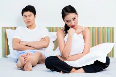 What it means when wives say, husbands, do the chores if you want sex!