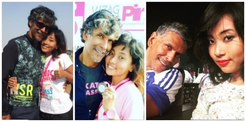 Ladies, at 51, hottie Milind Soman has found a new girlfriend (and we're still drooling!)