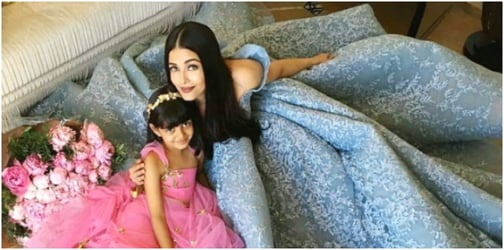 The REAL reason Aaradhya Bachchan was posing for the paparazzi will surprise you!