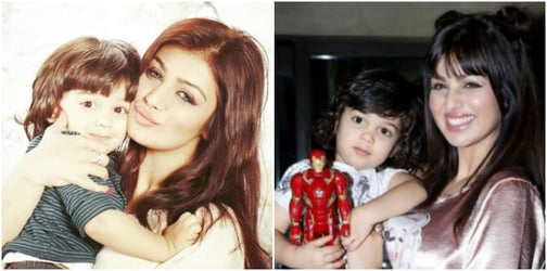 Mum Ayesha Takia has lost oodles of weight and is looking svelte in her new avatar!