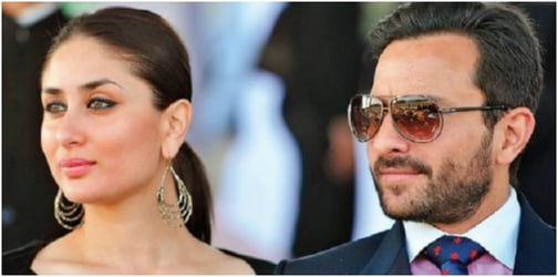 Kareena reveals how Taimur has become the REAL reason for a tiff with hubby Saif