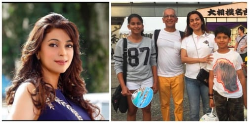 My kids have hardly seen any of my movies: Juhi Chawla