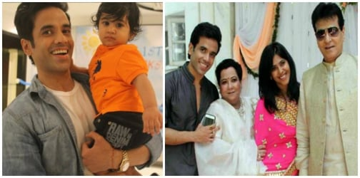 OMG! Tusshar Kapoor did not share his surrogacy plans with his family including mum Shobha Kapoor!