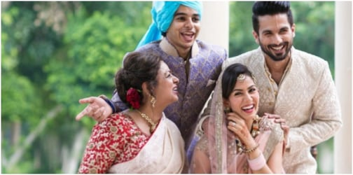 Mira Rajput shares a great rapport with brother-in-law Ishaan. Here's proof!