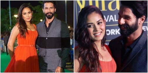 New mum Mira Rajput just made dad Shahid Kapoor second time lucky!
