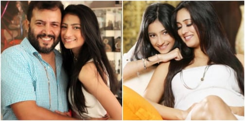 Shweta Tiwari's daughter Palak shares a unique relationship with her stepfather