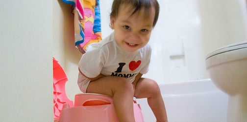 Real parents share their best potty training tips!