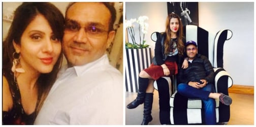 Virender Sehwag's funny tweet on husband-wife relationship will crack you up!