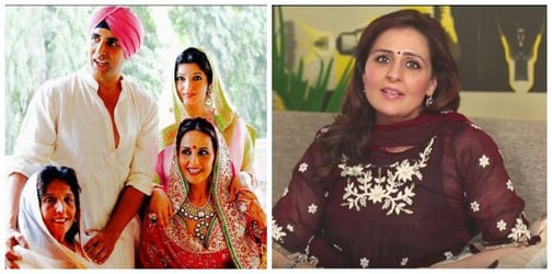 """Akshay Kumar's sister Alka Bhatia talks about the biggest gift her brother """"Raju"""" has giver her"""