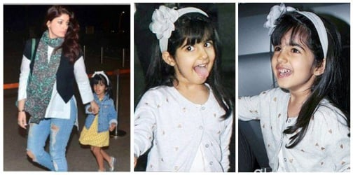 Against all odds, mummy Twinkle Khanna wants to chop off daughter Nitara's hair!