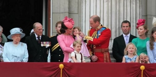Manage toddler tantrums just like the royal family!