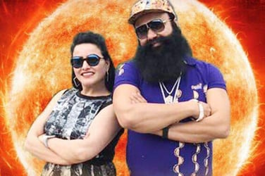 All You MUST Know About Honeypreet Insan, The Lady Who Takes Charge Of Dera Sacha In Ram Rahim's Absence!