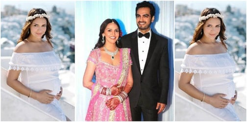 Mum-to-be Esha Deol will take pheras with her hubby one again on her godh bharai!