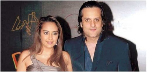 Good news! Fardeen Khan and wife Natasha blessed with a baby boy