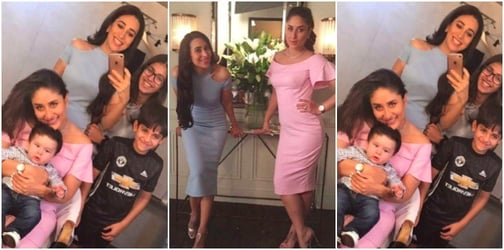 New mum Kareena says it is difficult to balance work and home with Taimur!