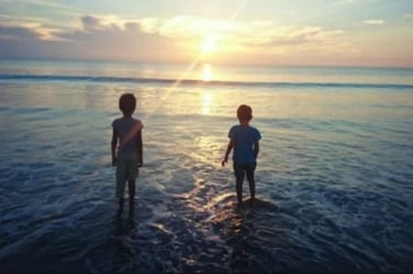 To my kids: I'm sorry for wishing that you would grow up fast