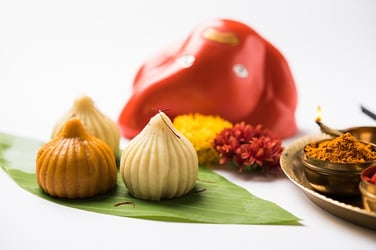 Healthy modak treats for your little ones this Ganesh Chaturthi!
