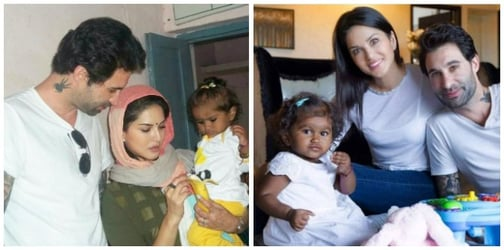 Sunny Leone has chosen this Powerful Indian Goddess name for her adopted daughter