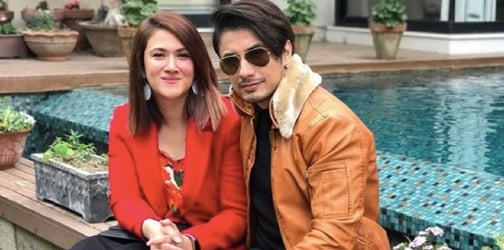 Actor Ali Zafar and wife Ayesha were kidnapped and paid THIS ransom amount!