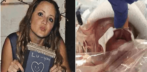 The choice that caused a mum and her newborn to die