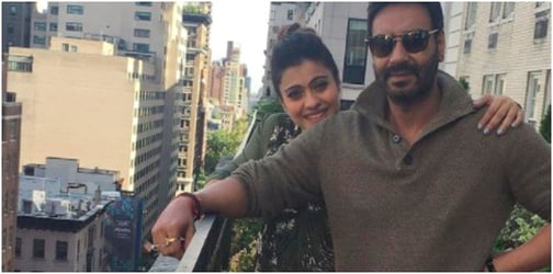 Nysa and Yug complain about mum Kajol to dad Ajay for THIS reason!