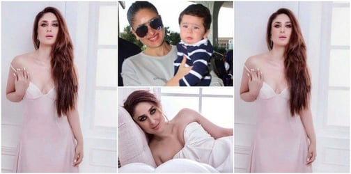 Here's the REAL reason Kareena Kapoor Khan wants to share pictures of Taimur!