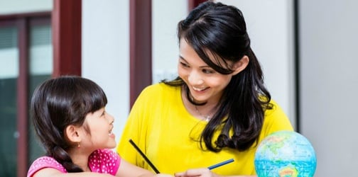 The one characteristic that makes your child successful in life
