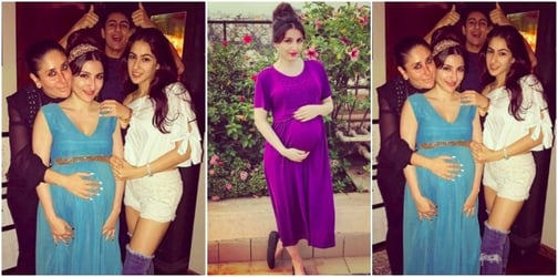 Soha Ali Khan is all set to deliver and THESE are her unique last-minute preparations!