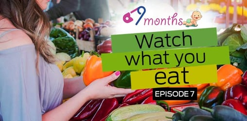 Nine Months: Tips for healthy eating during pregnancy