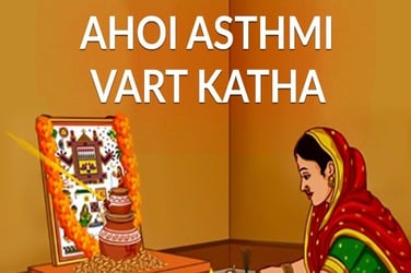 A letter to my son on the occasion of Ahoi Ashtami