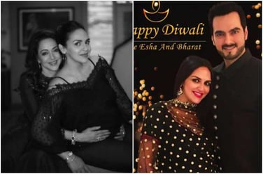 Esha Deol has chosen THIS name for her baby girl (and it's so similar to Aaradhya)