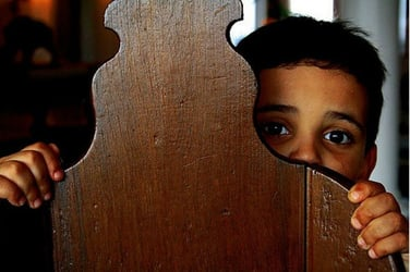 Having a shy child can actually be a good thing! Here's why
