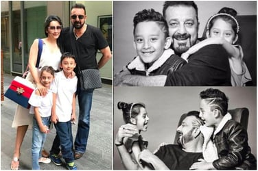 """""""The twins should know their father was wrong and has paid a heavy price for that"""": Maanayata Dutt"""
