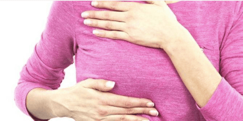 10 Common causes of breast pain in mums